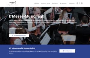 Willkommen auf unserer neuen Website!