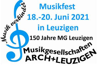 Abgesagt: Musiktag Leuzigen 2021